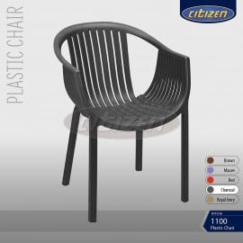 Citizen 1100 Plastic Crystal Chair - Furniture For Home