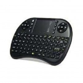 Mini Touch Pad Rf 500 Wireless Keyboard Mouse